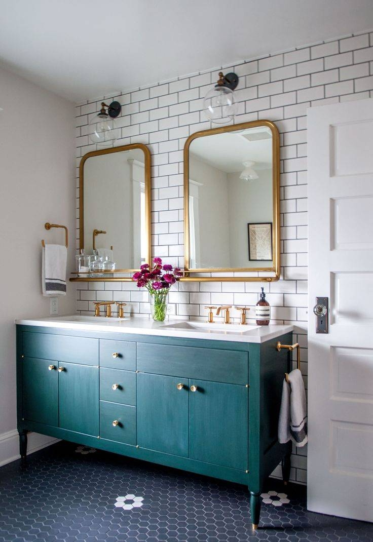 Best 25+ Classic Bathroom Mirrors Ideas On Pinterest | Diy White With Deco Bathroom Mirrors (View 16 of 25)