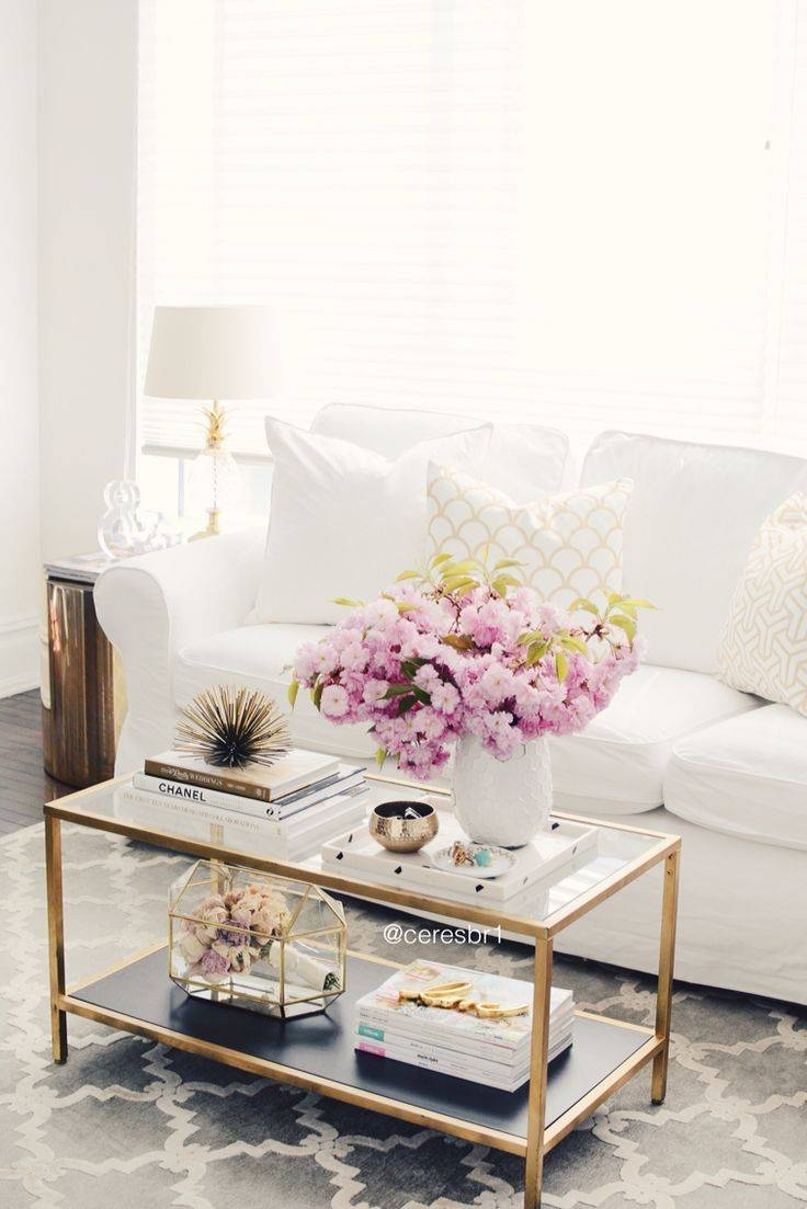 Best 25+ Coffee Table Styling Ideas Only On Pinterest | Coffee with Boho Coffee Tables (Image 7 of 30)