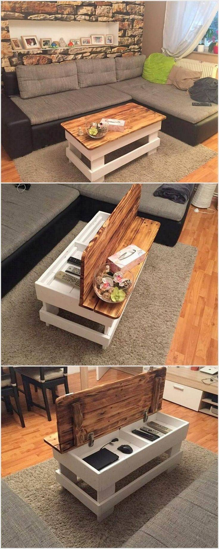 Best 25+ Coffee Table With Storage Ideas Only On Pinterest intended for Wooden Coffee Tables With Storage (Image 3 of 30)