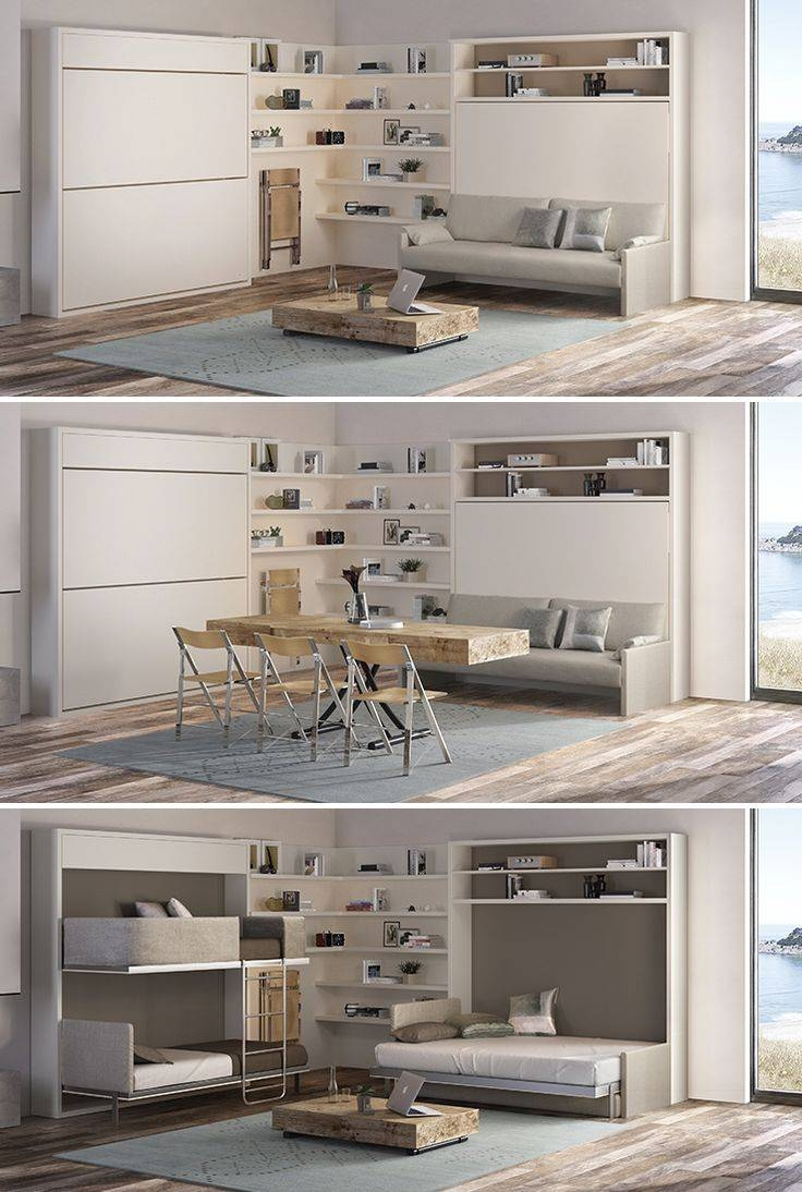 Best 25+ Couch Bunk Beds Ideas On Pinterest | Bunk Bed With Desk intended for Sofa Bunk Beds (Image 1 of 30)