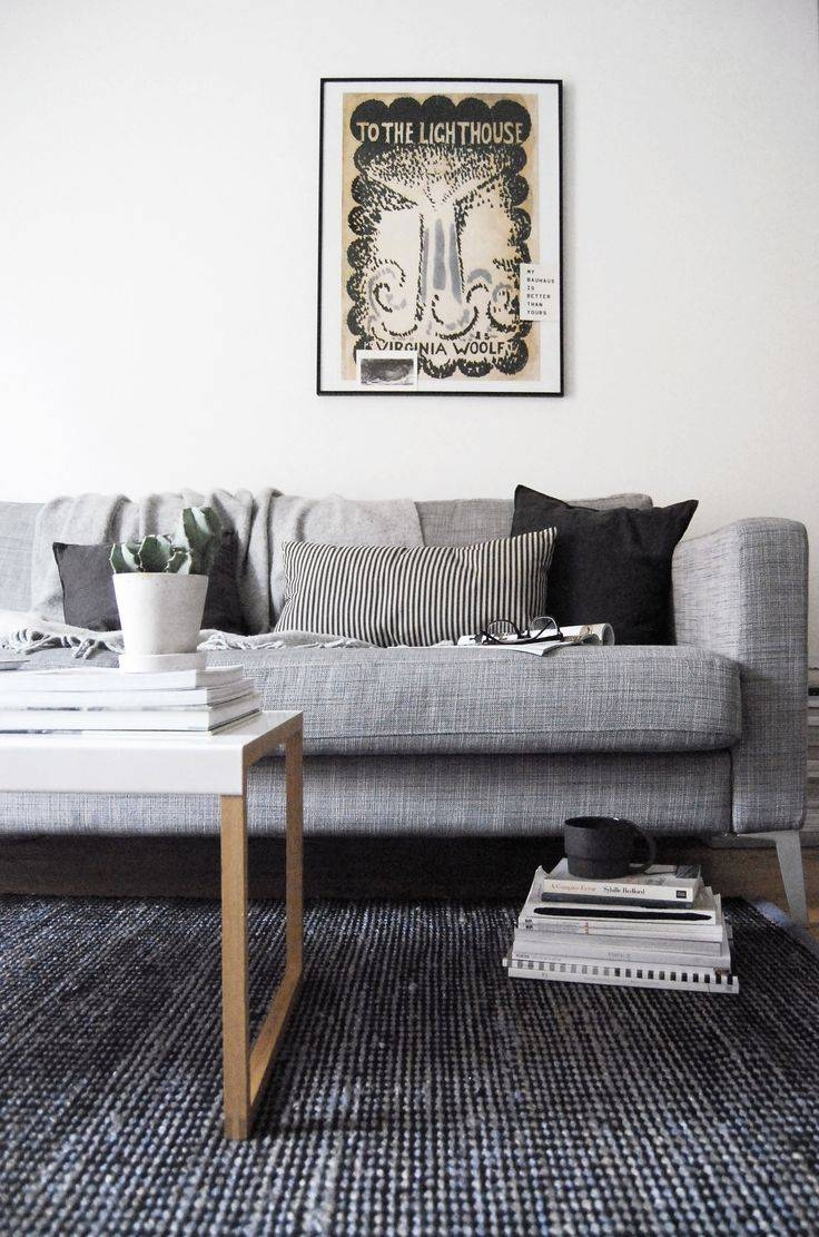 Best 25+ Dark Grey Sofas Ideas On Pinterest | Grey Sofa Design within Charcoal Grey Sofas (Image 5 of 30)