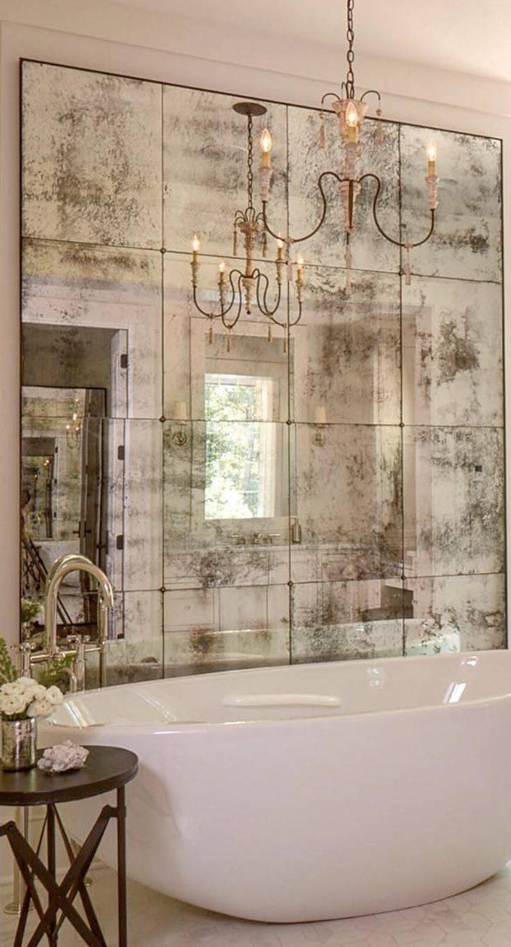 Best 25+ Distressed Mirror Ideas On Pinterest | Antiqued Mirror in Cream Antique Mirrors (Image 16 of 25)