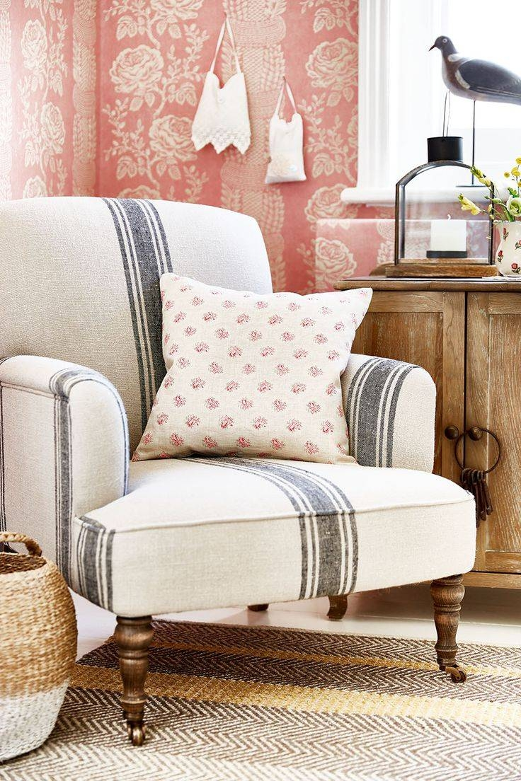 Top 30 of Fabric Armchairs