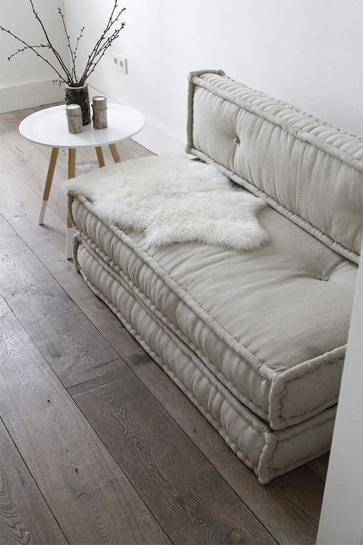Best 25+ Floor Couch Ideas On Pinterest | Cushions For Couch In Comfy Floor Seating (View 5 of 30)