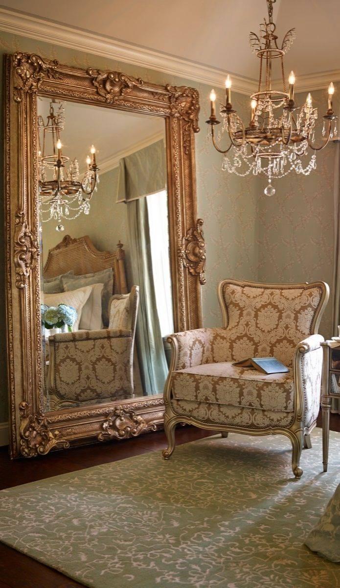 Best 25+ Floor Mirrors Ideas On Pinterest | Large Floor Mirrors throughout Ornate Large Mirrors (Image 3 of 25)