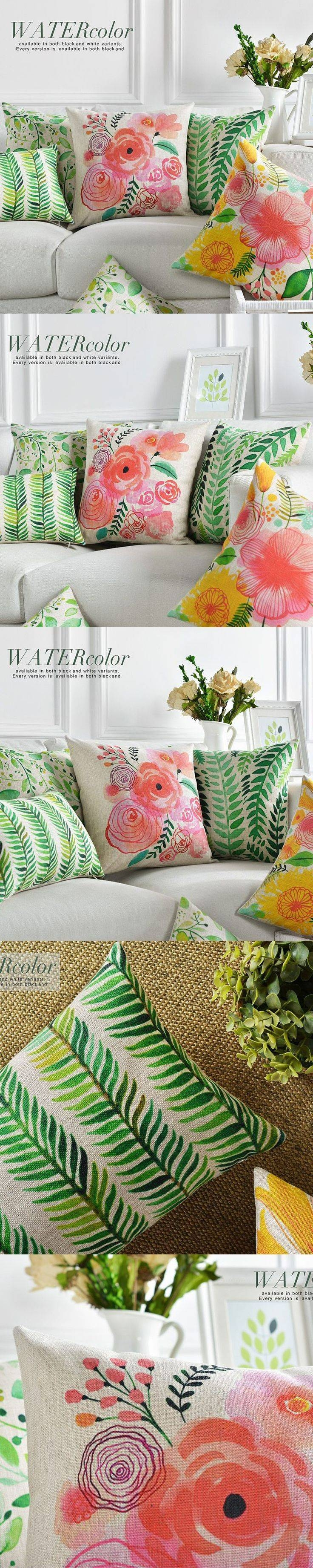 Best 25+ Floral Cushions Ideas On Pinterest | Floral Pillows pertaining to Chintz Floral Sofas (Image 12 of 30)