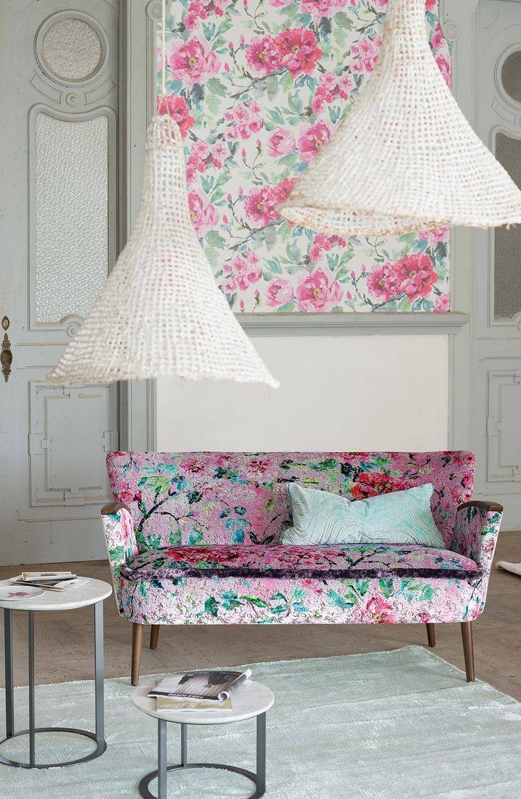 Best 25+ Floral Sofa Ideas Only On Pinterest | Timorous Beasties with Chintz Fabric Sofas (Image 15 of 30)