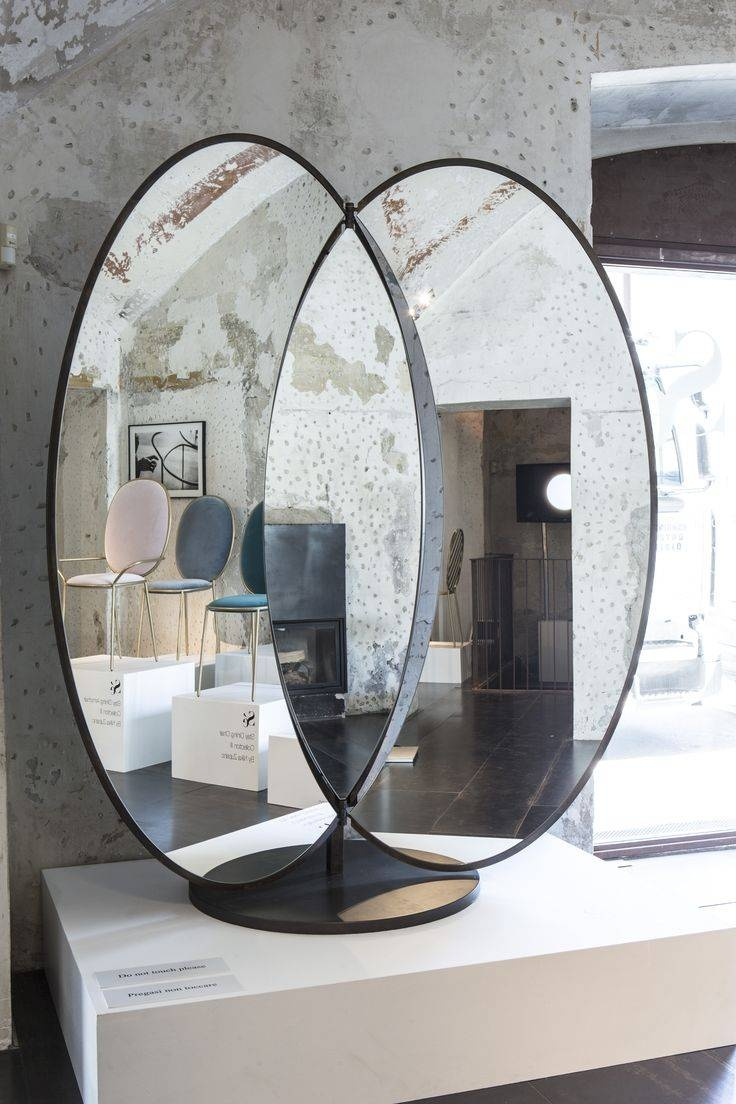 Best 25+ Freestanding Mirrors Ideas On Pinterest | Adult Bedroom Intended For Oval Freestanding Mirrors (View 5 of 25)