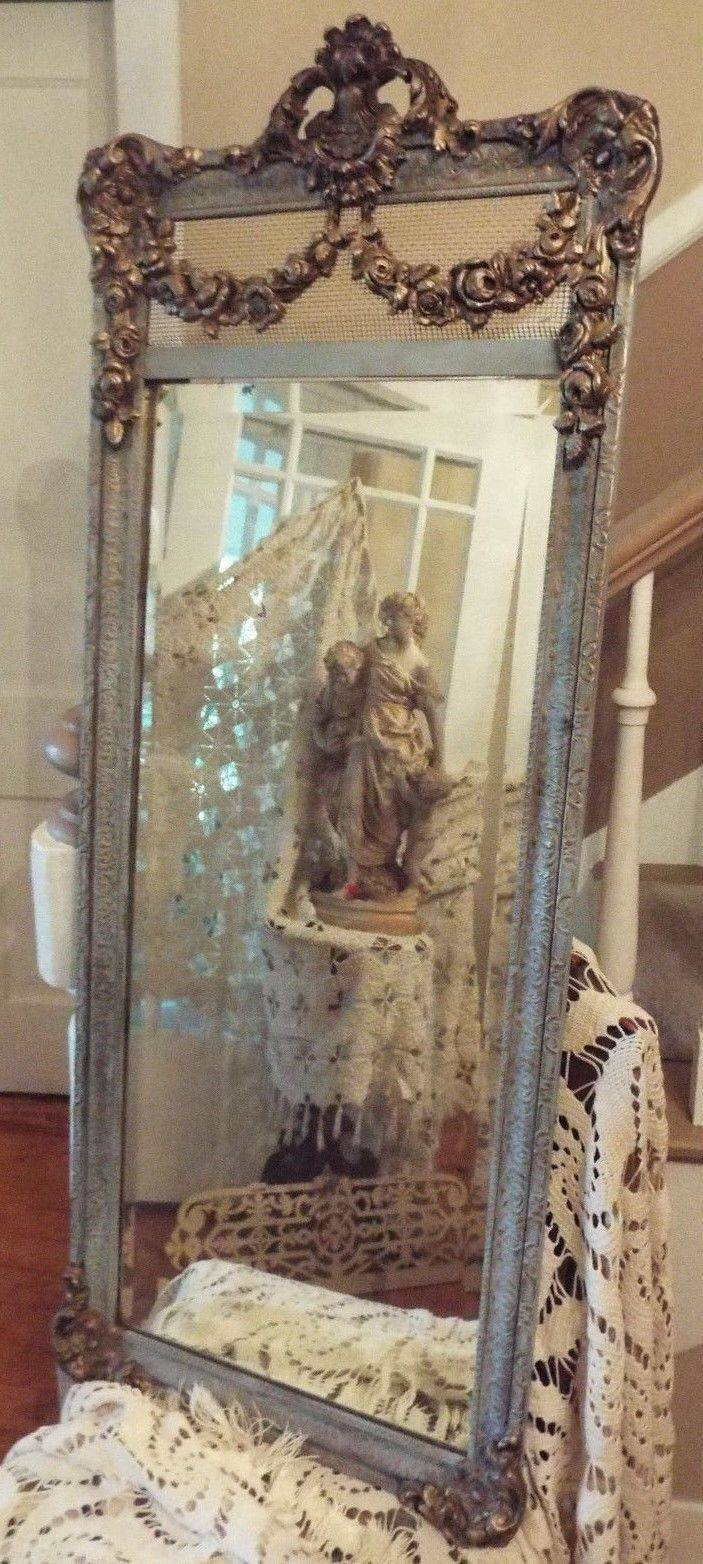 Best 25+ French Mirror Ideas On Pinterest | Antique Mirrors pertaining to Antique French Floor Mirrors (Image 12 of 25)