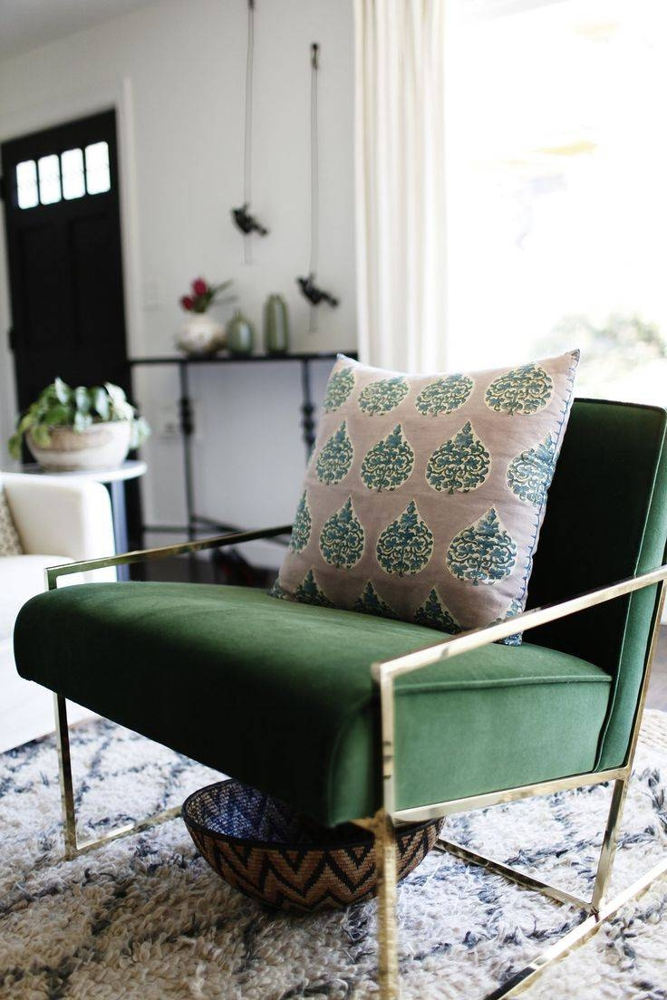 Best 25+ Green Chairs Ideas On Pinterest | Chair Design, Dining for Green Sofa Chairs (Image 7 of 30)