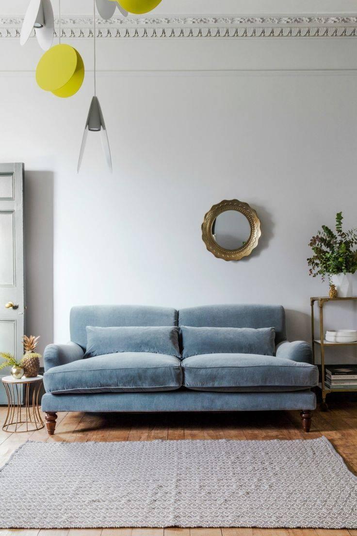 Best 25+ Grey Velvet Sofa Ideas On Pinterest | Gray Velvet Sofa with regard to Grey Sofa Chairs (Image 6 of 30)