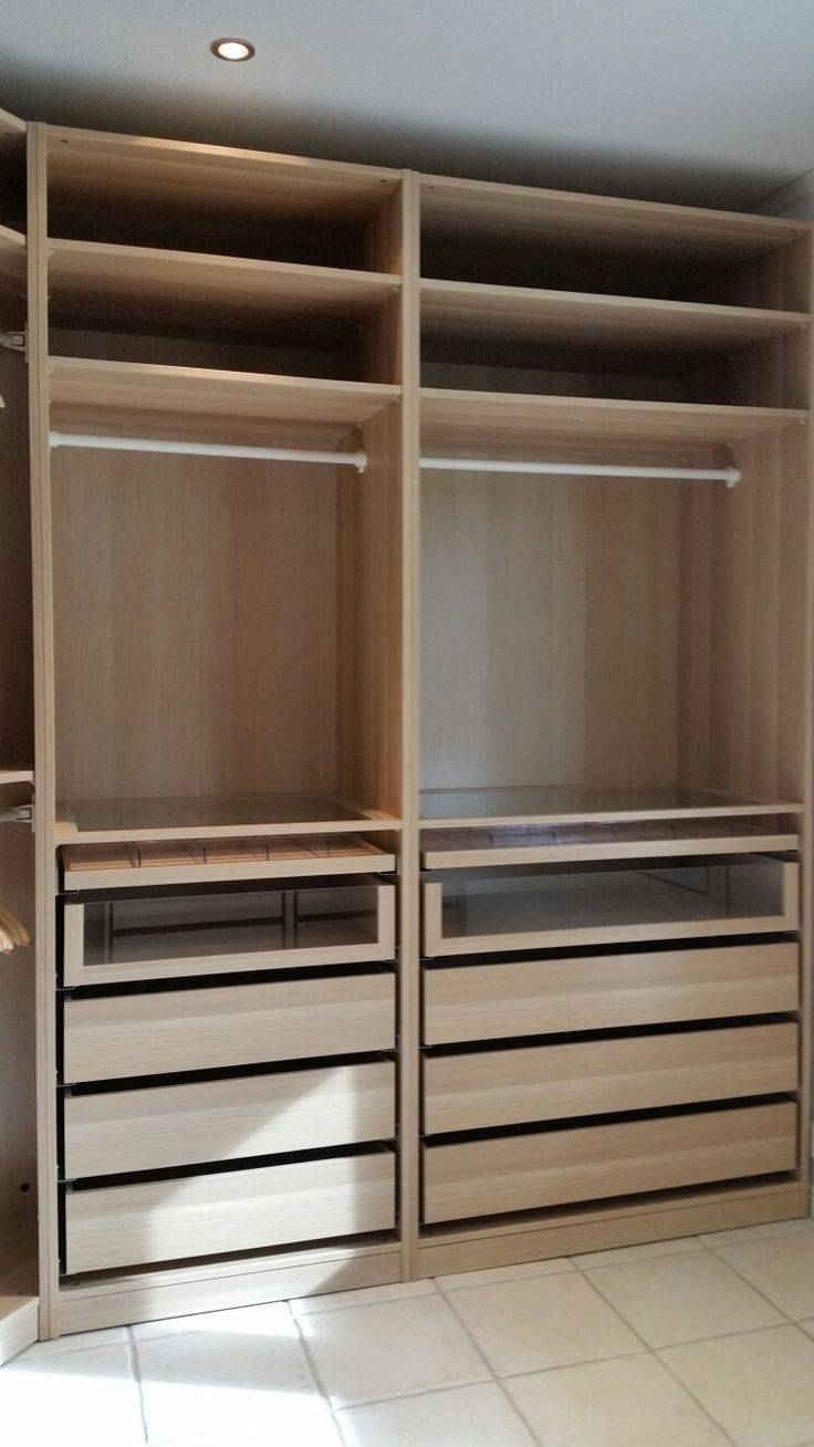 Best 25+ Ikea Pax Ideas On Pinterest | Ikea Wardrobe, Ikea Pax inside Oak Wardrobe With Drawers And Shelves (Image 12 of 30)