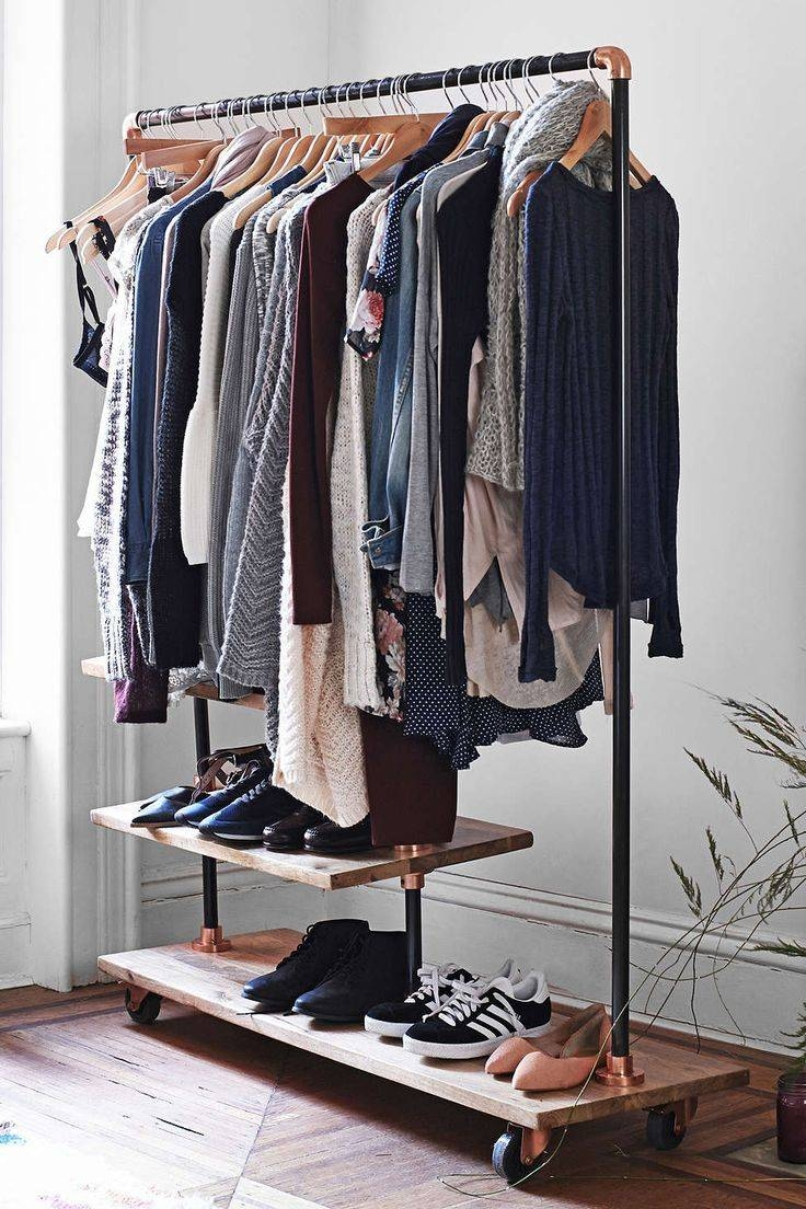 Best 25+ Industrial Storage Ideas Only On Pinterest | Industrial throughout Industrial Style Wardrobes (Image 1 of 15)