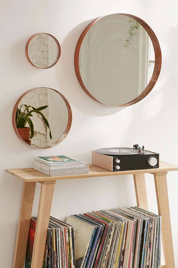 Best 25+ Large Circle Mirror Ideas On Pinterest | Large Round intended for Unusual Round Mirrors (Image 9 of 25)
