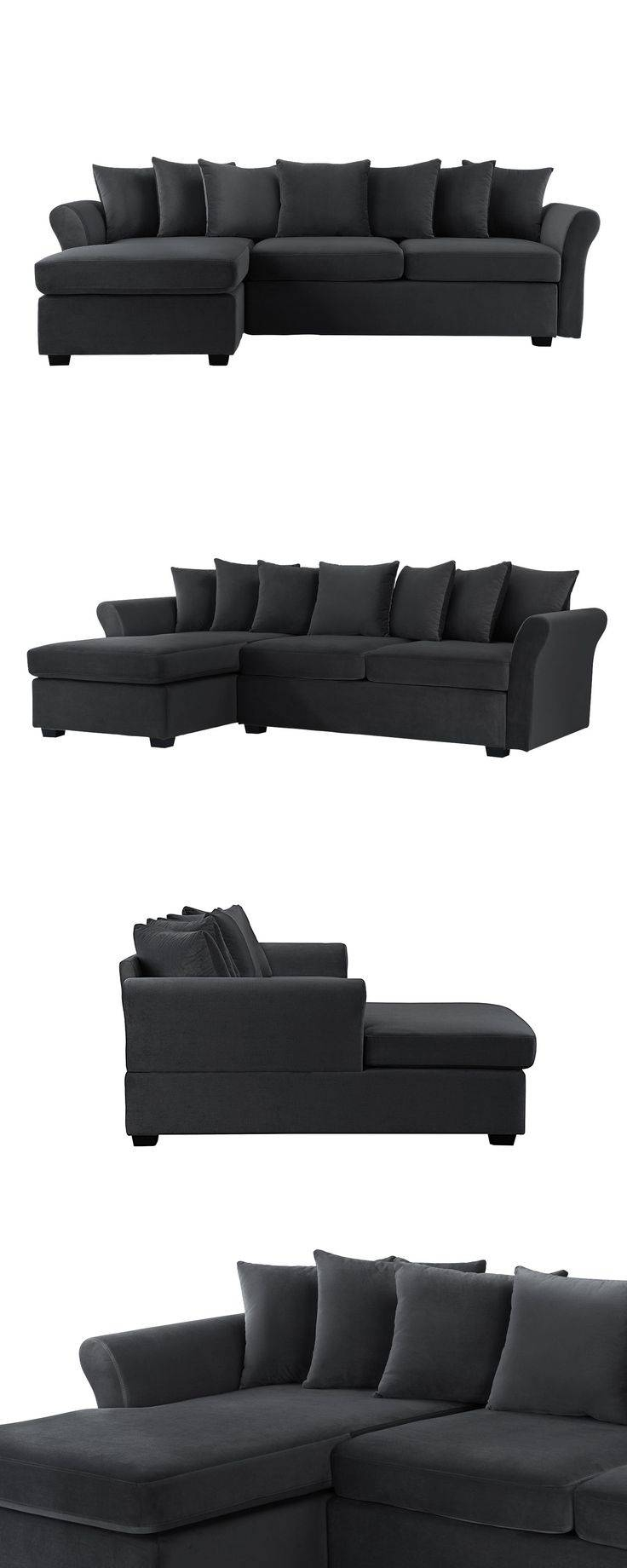 Best 25+ Large Sectional Sofa Ideas Only On Pinterest | Large for Wide Seat Sectional Sofas (Image 2 of 25)