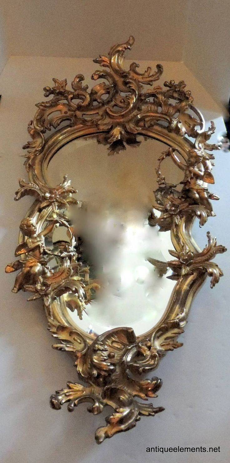 Best 25+ Mantel Mirrors Ideas That You Will Like On Pinterest for Old Style Mirrors (Image 13 of 25)