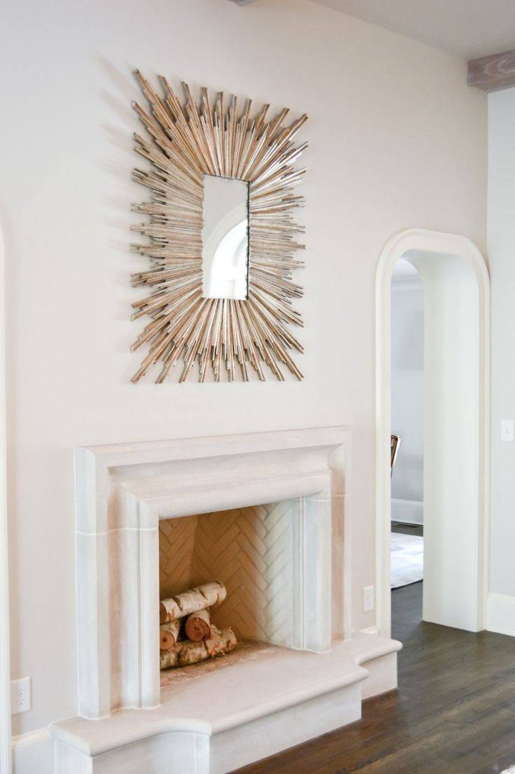 Best 25+ Mantel Mirrors Ideas That You Will Like On Pinterest with Mirrors for Mantle (Image 8 of 25)