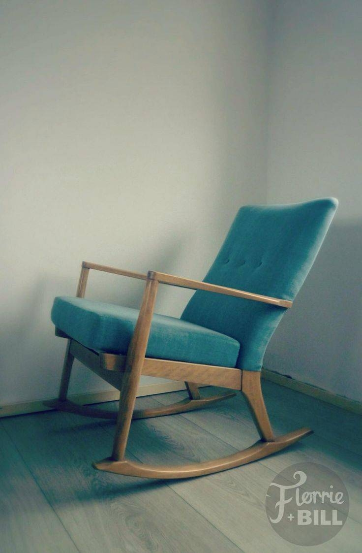 Best 25+ Midcentury Rocking Chairs Ideas On Pinterest | Modern within Sofa Rocking Chairs (Image 2 of 30)