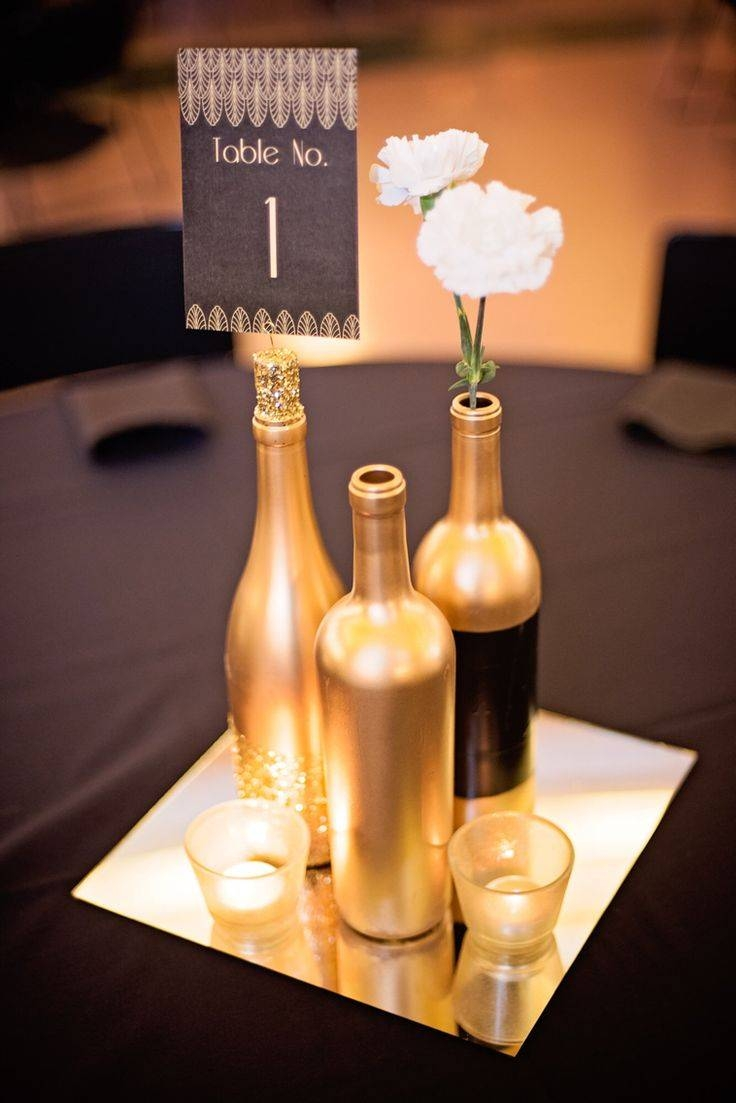 Best 25+ Mirror Centerpiece Ideas On Pinterest | Wedding Reception intended for Gold Table Mirrors (Image 8 of 25)