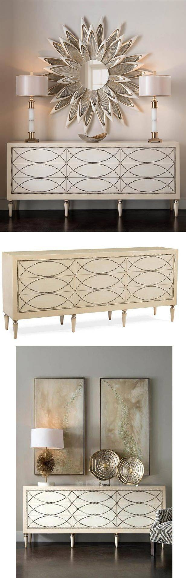 Best 25+ Modern Buffet Ideas On Pinterest | Contemporary Buffets Inside Modern Sideboard Furniture (View 15 of 30)