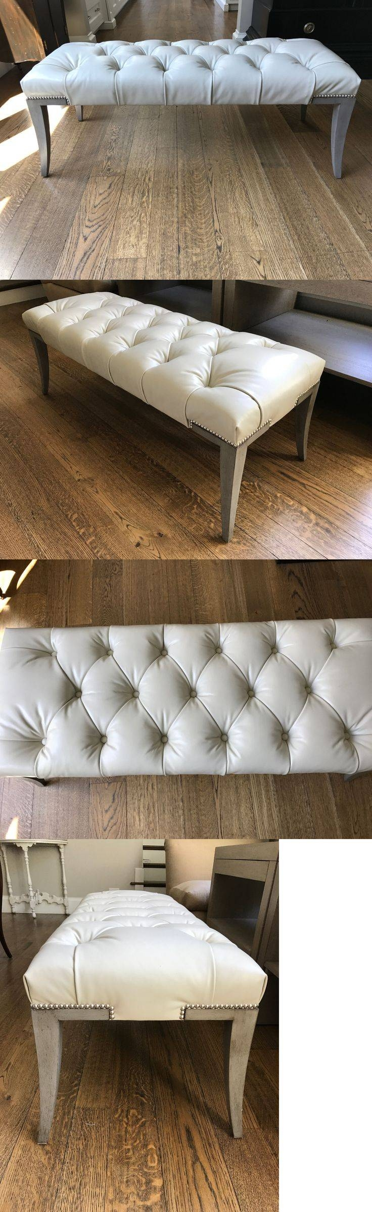 Best 25+ Ottoman Footstool Ideas Only On Pinterest | Ottomans, The with Footstool Pouffe Sofa Folding Bed (Image 3 of 25)