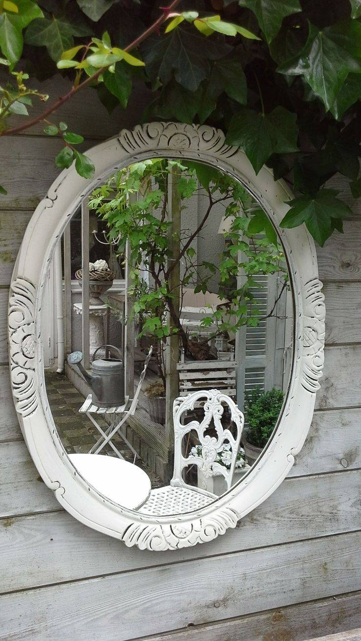 Best 25+ Outdoor Mirror Ideas On Pinterest | Garden Mirrors for Garden Wall Mirrors (Image 14 of 25)