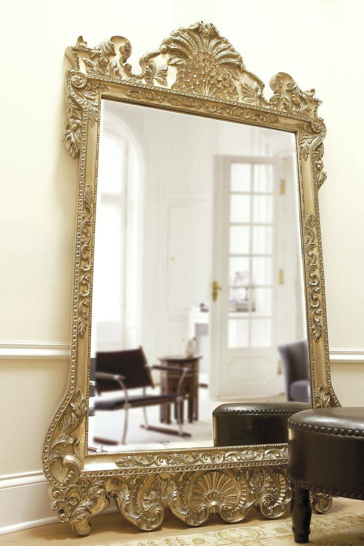 Best 25+ Oversized Wall Mirrors Ideas On Pinterest | Mirrors, Wall with Vintage Full Length Mirrors (Image 14 of 25)