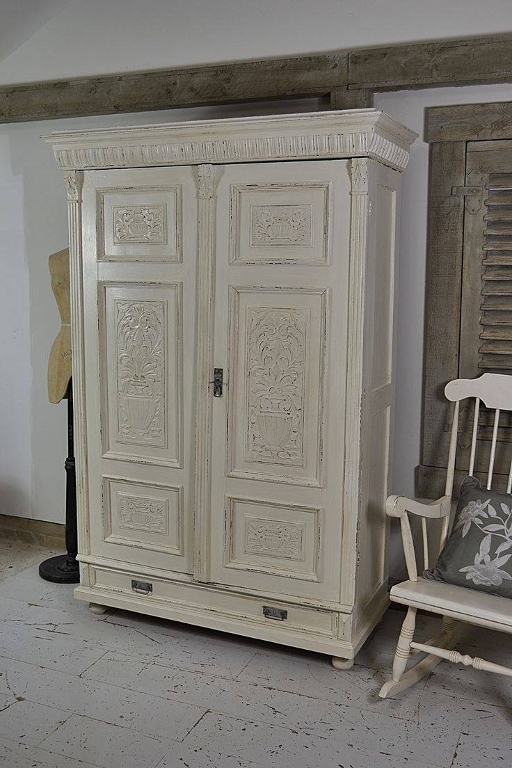 Best 25+ Pine Wardrobe Ideas Only On Pinterest | Painting Pine inside How to Shabby Chic a Wardrobes (Image 2 of 15)