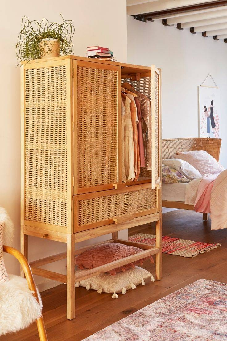 Best 25+ Rattan Ideas Only On Pinterest | Rattan Headboard, Bed with regard to Rattan Wardrobes (Image 6 of 15)