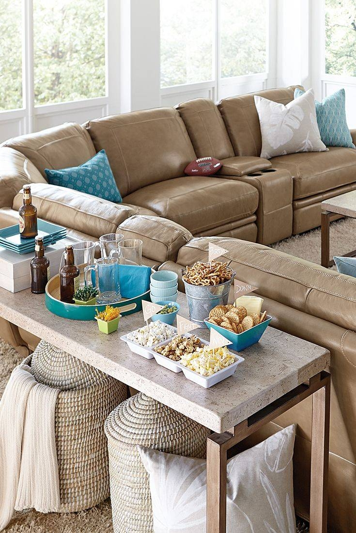 Best 25+ Reclining Sectional Sofas Ideas On Pinterest   Reclining Inside Comfy Sectional Sofa (View 4 of 30)