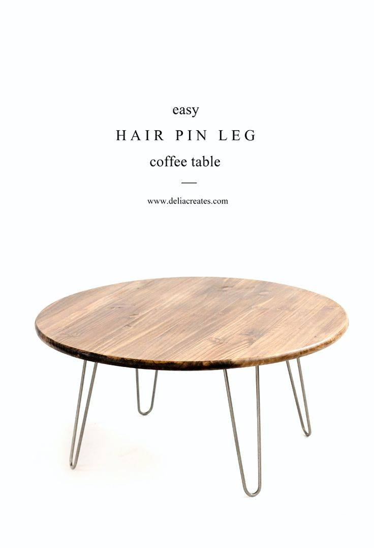 Best 25+ Round Coffee Table Diy Ideas That You Will Like On for Dark Wood Round Coffee Tables (Image 1 of 30)