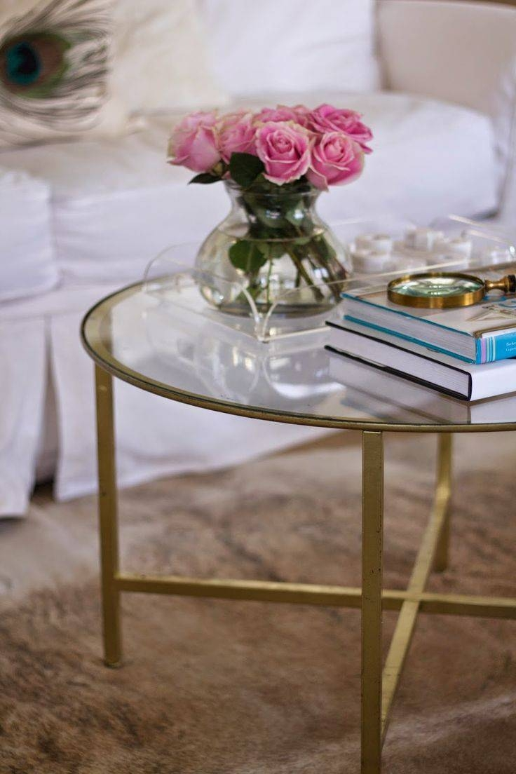 Best 25+ Round Coffee Table Ikea Ideas On Pinterest | Ikea Glass inside Round Chrome Coffee Tables (Image 3 of 30)