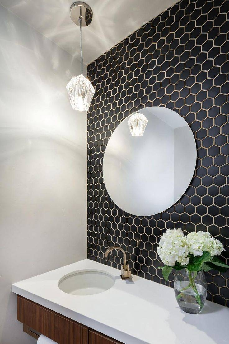 Best 25+ Round Wall Mirror Ideas On Pinterest | Large Round Wall in Silver Glitter Mirrors (Image 5 of 25)