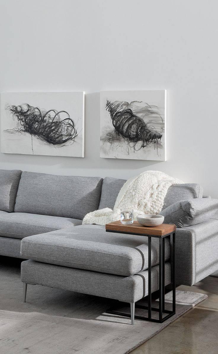 Best 25+ Sectional Sofa Decor Ideas On Pinterest | Sectional Sofa for Decorating With a Sectional Sofa (Image 9 of 30)