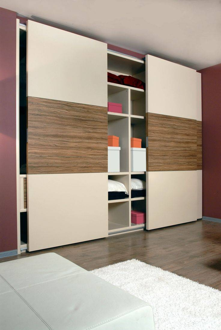 Best 25+ Sliding Wardrobe Ideas On Pinterest | Ikea Sliding for Coloured Wardrobes (Image 4 of 15)