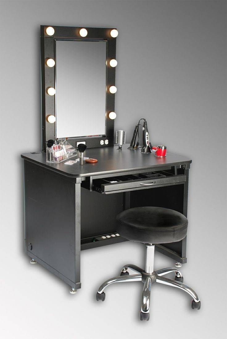 Best 25+ Small Makeup Vanities Ideas On Pinterest | Vanity For regarding Small Table Mirrors (Image 2 of 25)