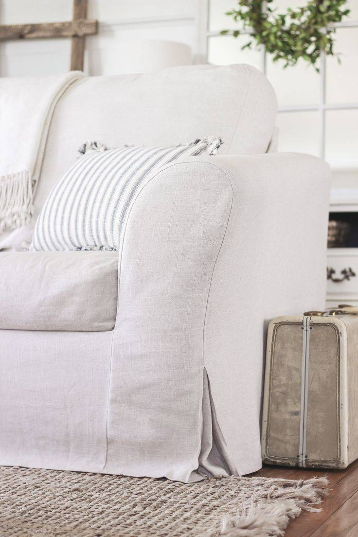 Best 25+ Sofa Slipcovers Ideas On Pinterest | Slipcovers, Chair With Slipcovers Sofas (View 2 of 30)