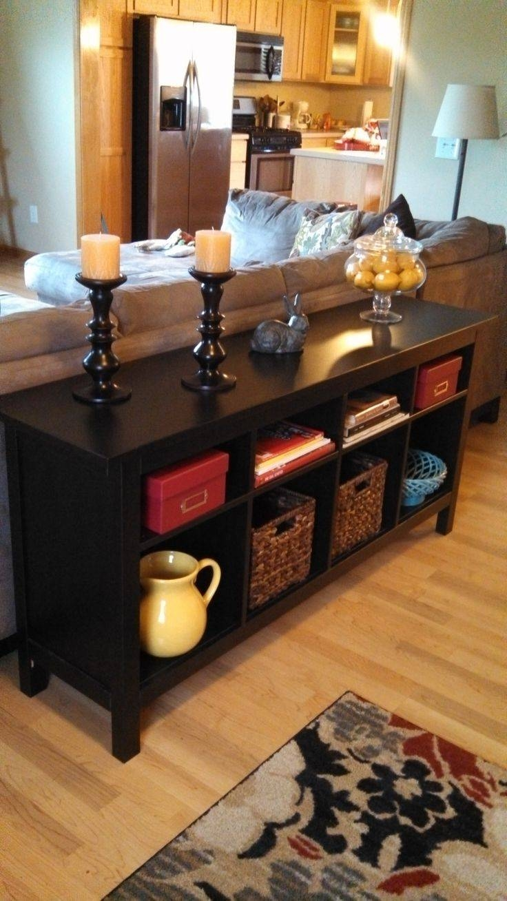 Best 25+ Table Behind Couch Ideas On Pinterest | Behind Sofa Table with regard to Sofa Back Console (Image 6 of 30)
