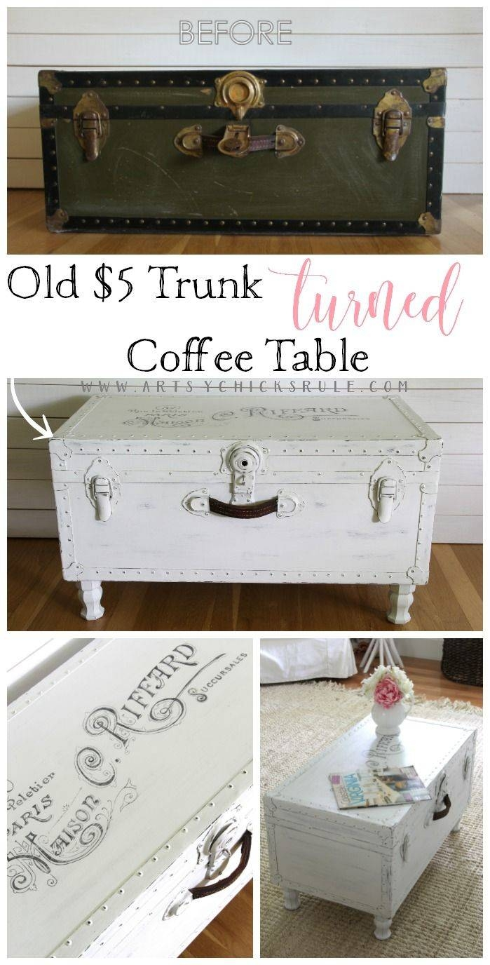 Best 25+ Trunk Coffee Tables Ideas On Pinterest | Wood Stumps regarding Trunk Chest Coffee Tables (Image 1 of 30)