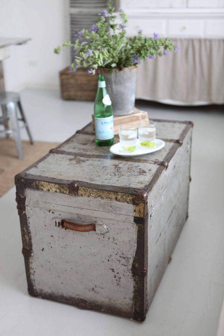 Best 25+ Trunk Coffee Tables Ideas On Pinterest | Wood Stumps within Silver Trunk Coffee Tables (Image 1 of 30)