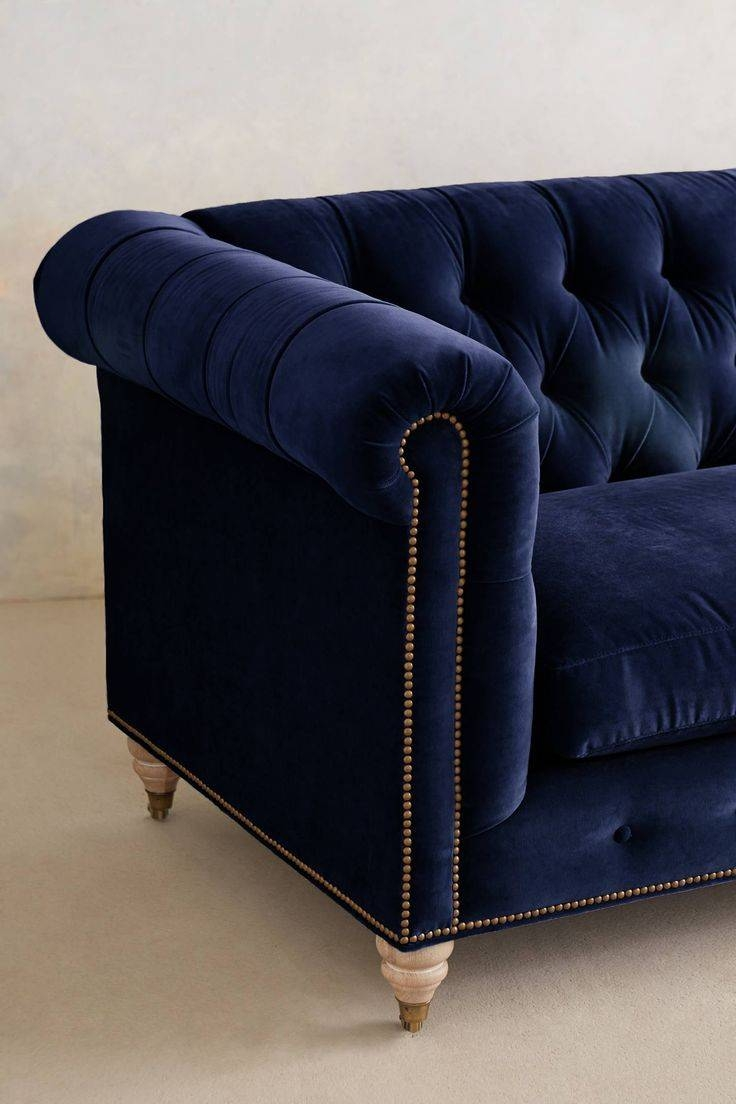 Best 25+ Tufted Couch Ideas Only On Pinterest | Living Room with Blue Tufted Sofas (Image 2 of 30)