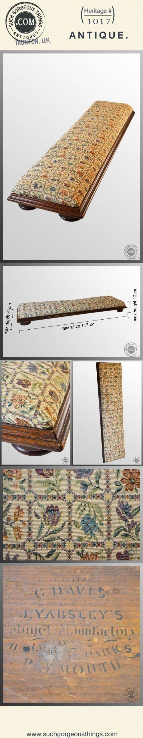 Best 25+ Upholstered Footstool Ideas Only On Pinterest inside Upholstered Footstools (Image 1 of 30)