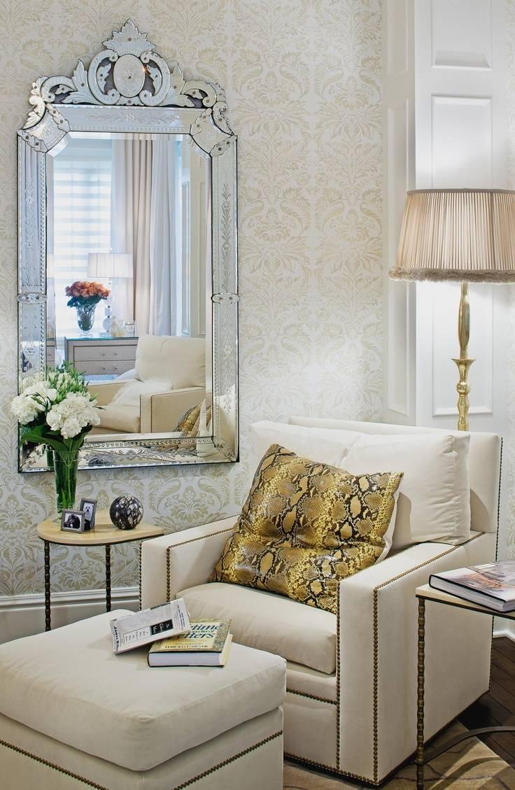 Best 25+ Venetian Mirrors Ideas On Pinterest | Elegant Glam Powder With Regard To Gold Venetian Mirrors (View 5 of 25)