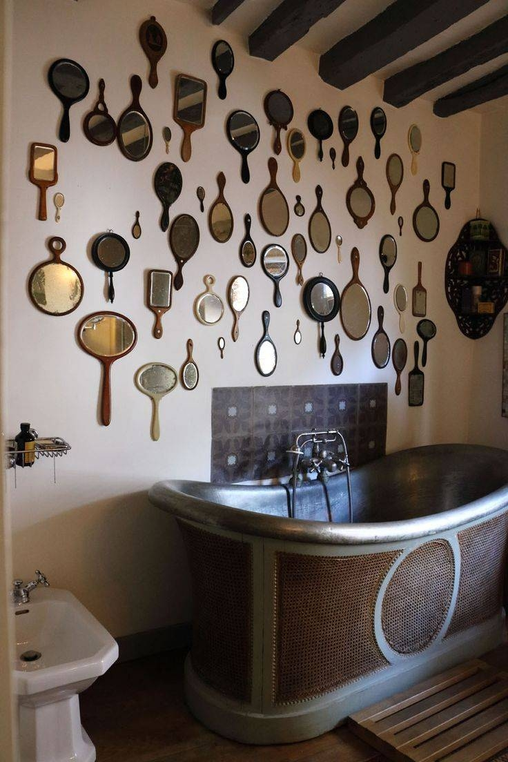 Best 25+ Vintage Bathroom Mirrors Ideas On Pinterest | Basement with Antique Mirrors Vintage Mirrors (Image 15 of 25)