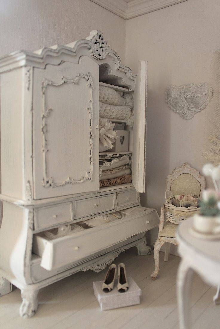 Best 25+ Vintage Wardrobe Ideas That You Will Like On Pinterest pertaining to Vintage Shabby Chic Wardrobes (Image 7 of 15)