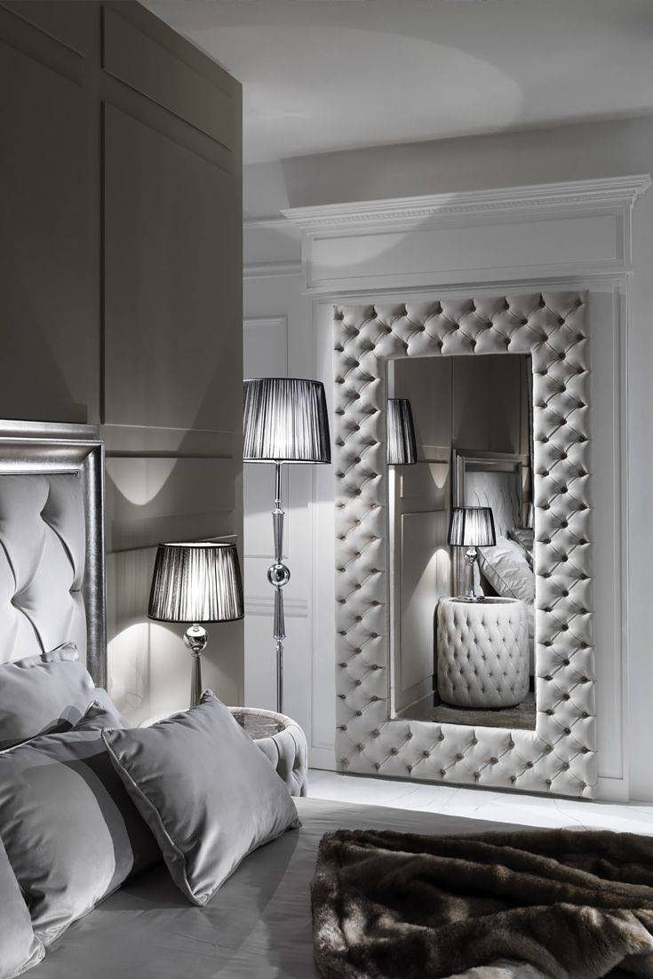 Best 25+ Wall Mirrors Ideas On Pinterest | Cheap Wall Mirrors regarding Leather Mirrors (Image 9 of 25)
