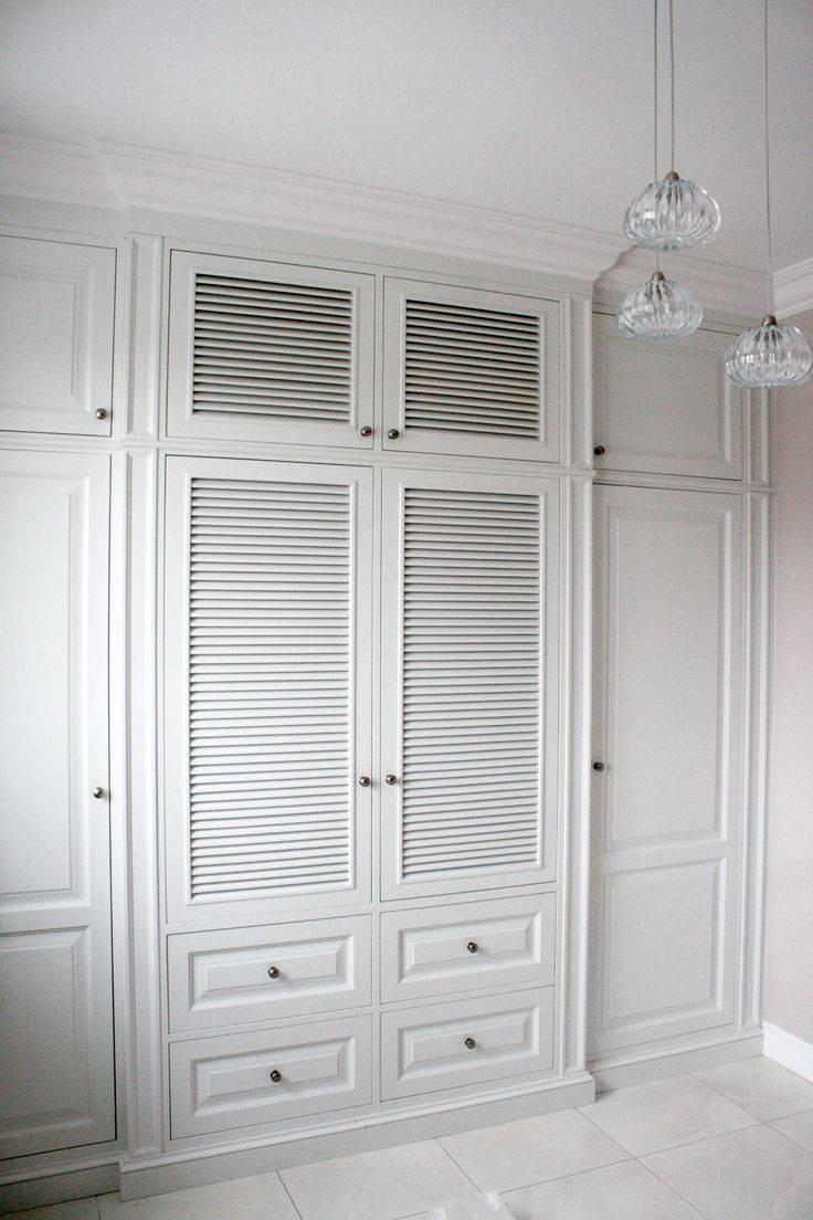 Best 25+ White Wooden Wardrobe Ideas On Pinterest | Wooden within White Wooden Wardrobes (Image 3 of 15)
