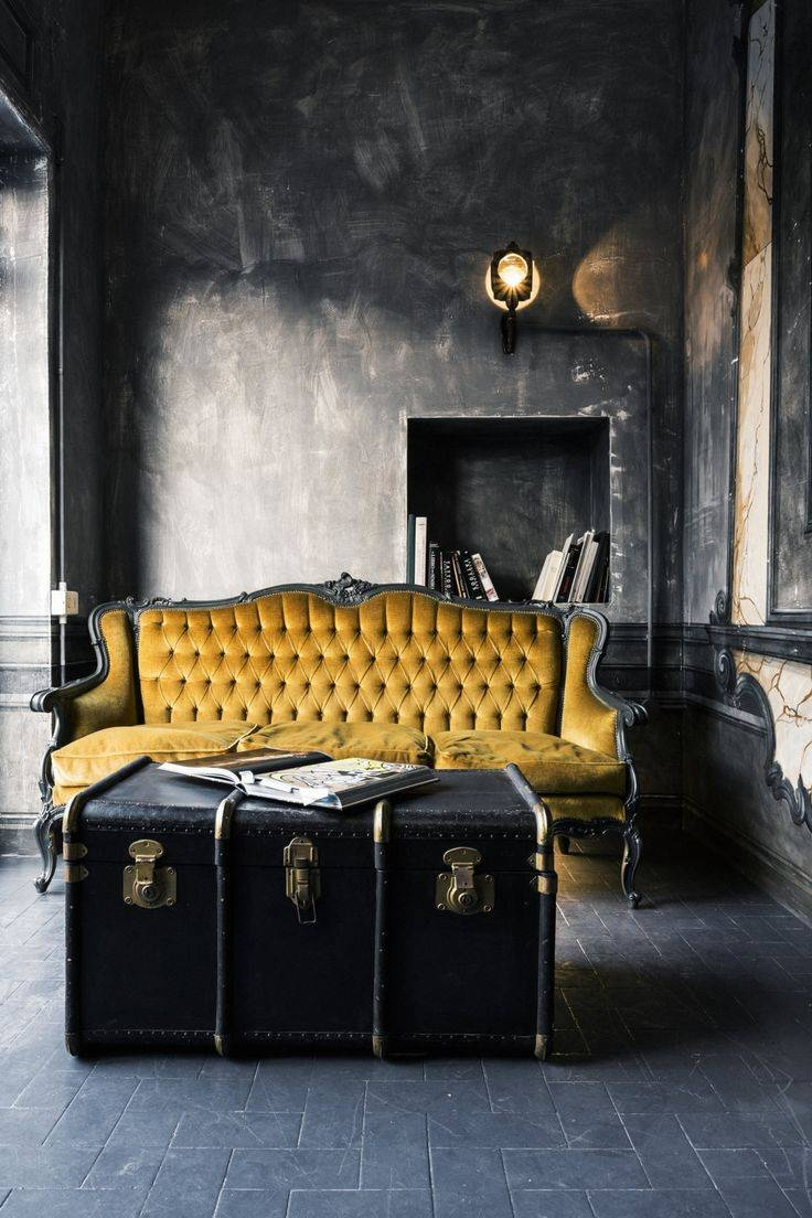 Best 25+ Yellow Leather Sofas Ideas Only On Pinterest | Yellow inside Yellow Sofa Chairs (Image 9 of 30)