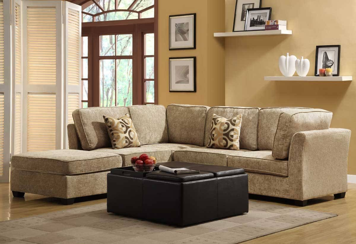 Best Chenille Sectional Sofa With Chaise 22 About Remodel within Expensive Sectional Sofas (Image 3 of 30)