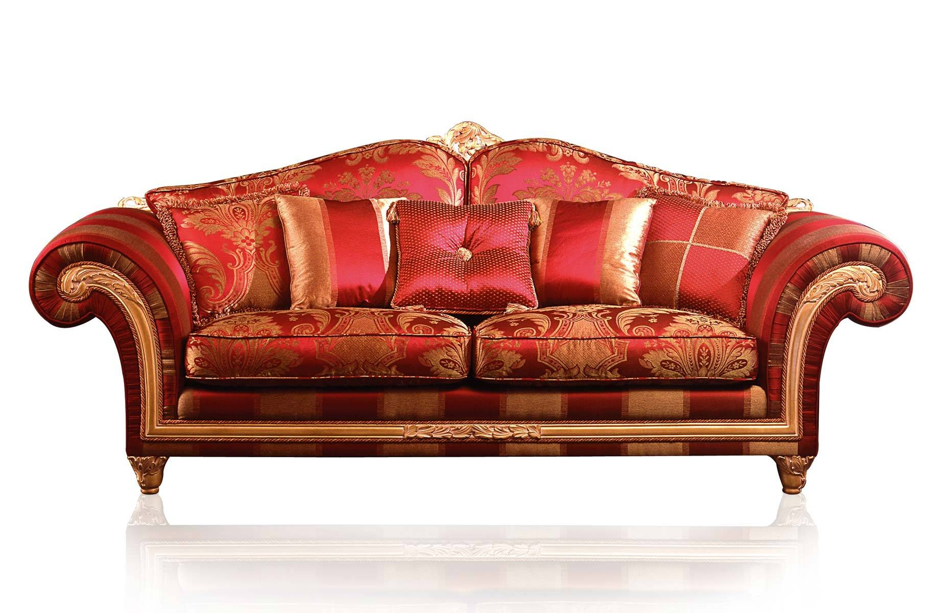 Best Classical Sofa With Rutherford Classic Sofa English Sofas With Classic English Sofas (View 12 of 30)